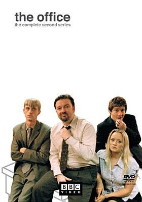 Cover image for The office. The complete second series