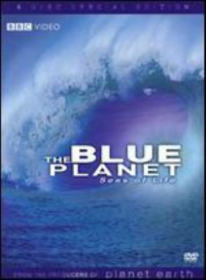 Cover image for The blue planet seas of life