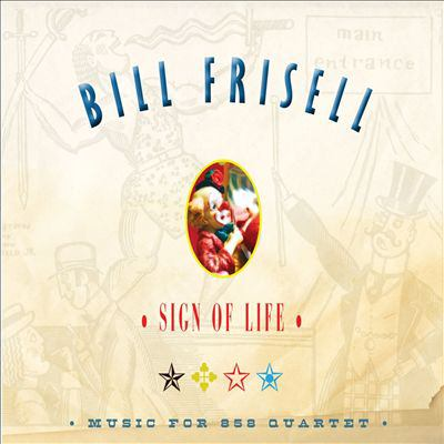 Cover image for Sign of life music for 858 quartet