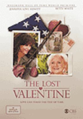 Cover image for The lost valentine