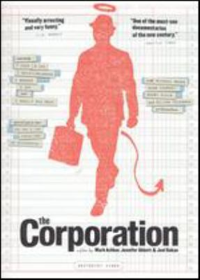 Cover image for The corporation