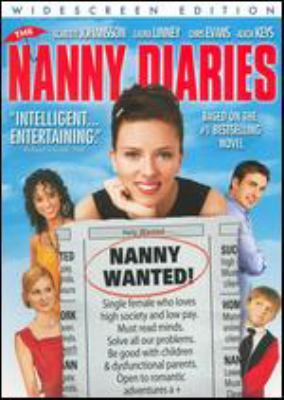 Cover image for The nanny diaries