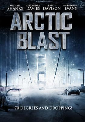Cover image for Arctic blast
