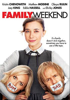 Cover image for Family weekend