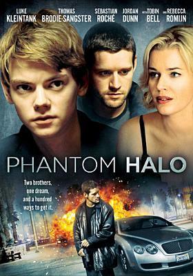 Cover image for Phantom halo