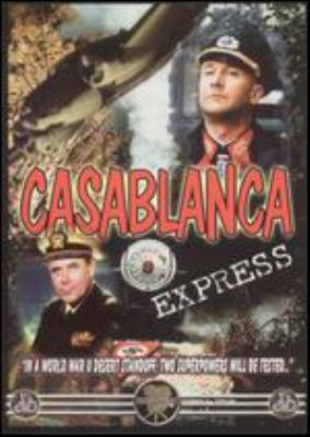 Cover image for Casablanca Express