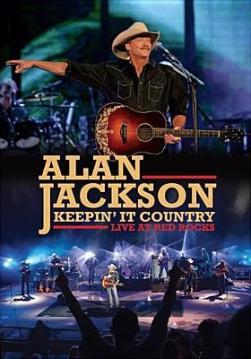 Cover image for Keepin' it country : live at Red Rocks