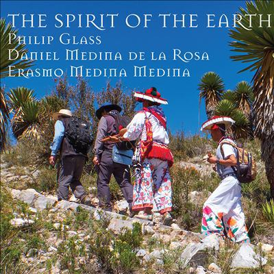 Cover image for The spirit of the earth.