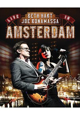 Cover image for Beth Hart Joe Bonamassa live in Amsterdam