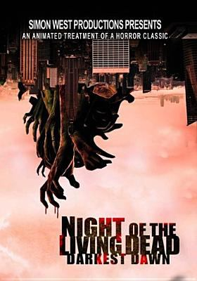 Cover image for Night of the living dead. Darkest dawn