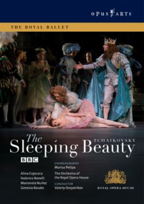 Cover image for The sleeping beauty