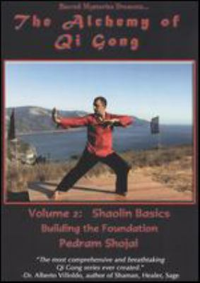 Cover image for The alchemy of qi gong. Volume 2, Shaolin basics building the foundation