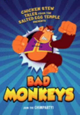 Cover image for Bad monkeys