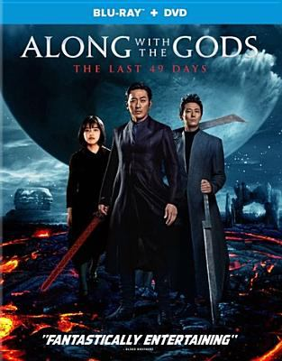 Cover image for Along with the gods : the last 49 days