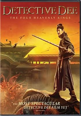Cover image for Detective Dee : the four heavenly kings