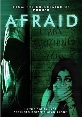 Cover image for Afraid