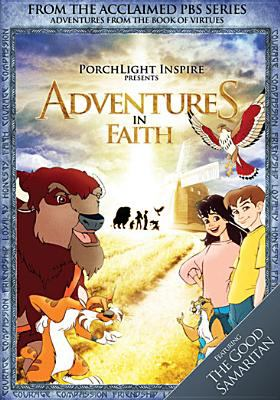 Cover image for Adventures in faith