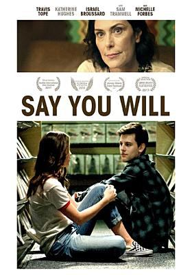 Cover image for Say you will