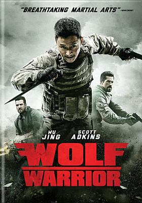 Cover image for Wolf warrior