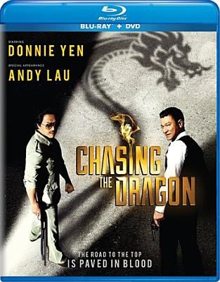 Cover image for Chasing the dragon