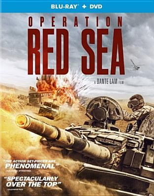 Cover image for Operation Red Sea