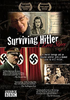 Cover image for Surviving Hitler a love story