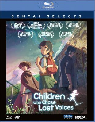 Cover image for Children who chase lost voices