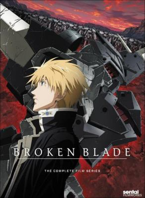 Cover image for Broken blade. The complete collection