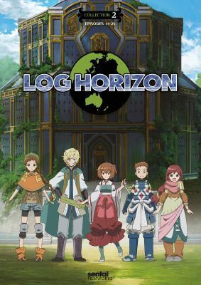 Cover image for Log horizon. season 2, collection 1