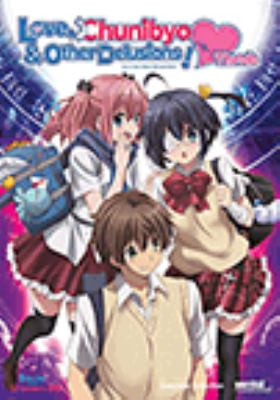 Cover image for Love, chunibyo & other delusions! Heart throb : complete collection