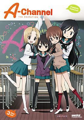 Cover image for A-channel. Complete collection