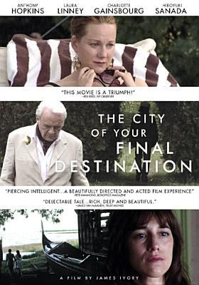 Cover image for The city of your final destination