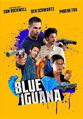 Cover image for Blue iguana