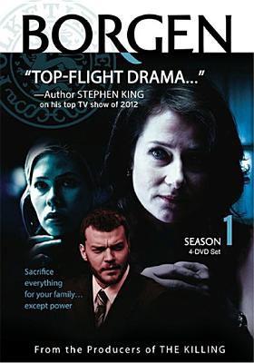 Cover image for Borgen. Season 1