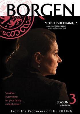 Cover image for Borgen. Season 3