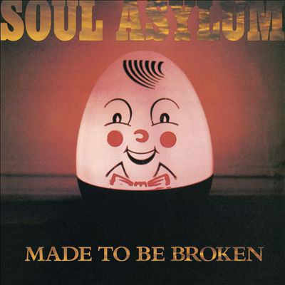 Cover image for Made to be broken