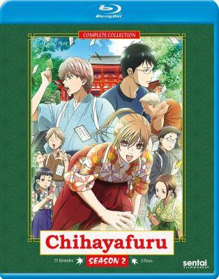Cover image for Chihayafuru. Season 2.