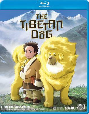 Cover image for The Tibetan dog.