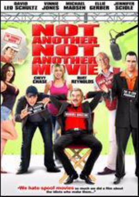Cover image for Not another not another movie