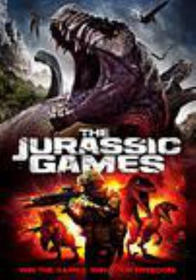 Cover image for The Jurassic games