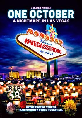 Cover image for One October : a nightmare in Las Vegas