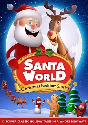 Cover image for Santa world : Christmas bedtime stories