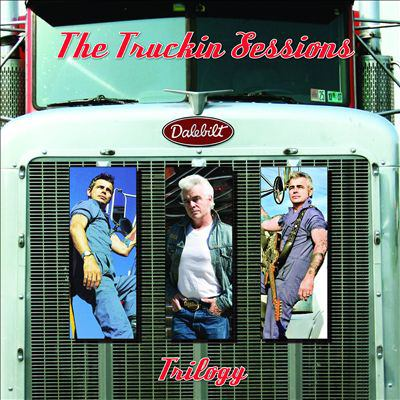 Cover image for The truckin' sessions trilogy
