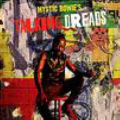 Cover image for Mystic Bowie's Talking Dreads.