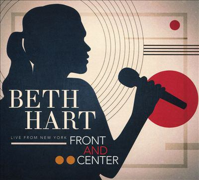 Cover image for Front and center : live from New York