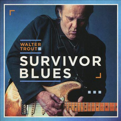Cover image for Survivor blues