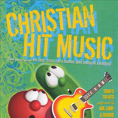Cover image for Christian hit music