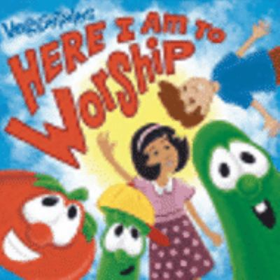 Cover image for VeggieTales Here I am to worship