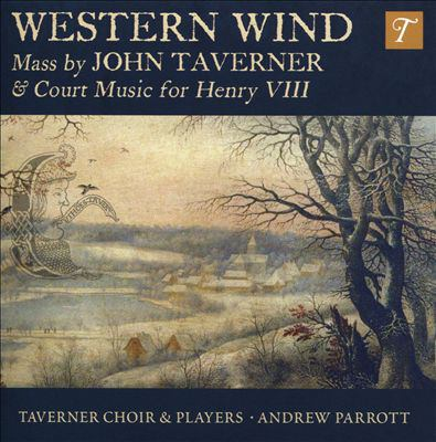 Cover image for Western wind.