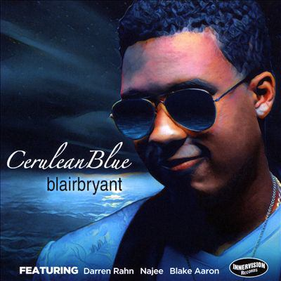 Cover image for Cerulean blue
